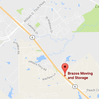 Brazos Moving And Storage - College Station Location